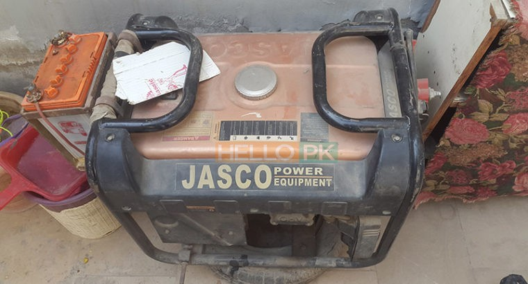 jasco generator for sale 2.5 KV