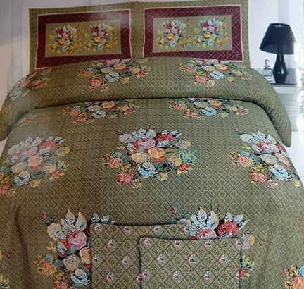 Cotton Bed Sheets Rs950