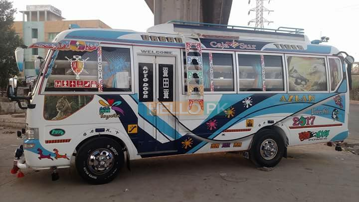 Lareb transport Service karachi