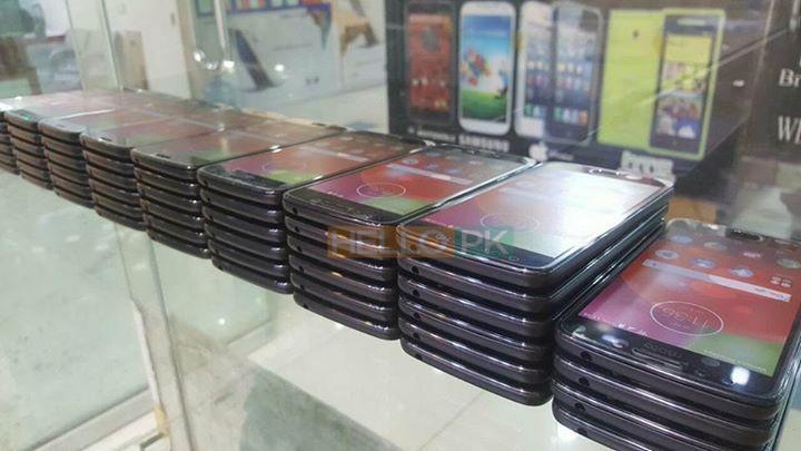 Motorola E4 Rs10,500
