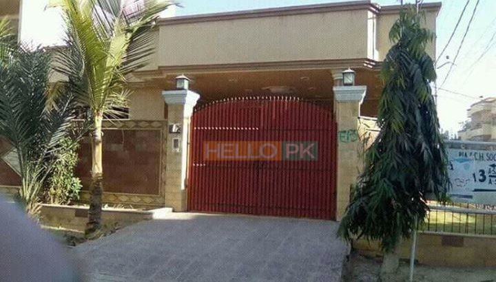 Sale for bungalow Rs30,000,000 Karachi