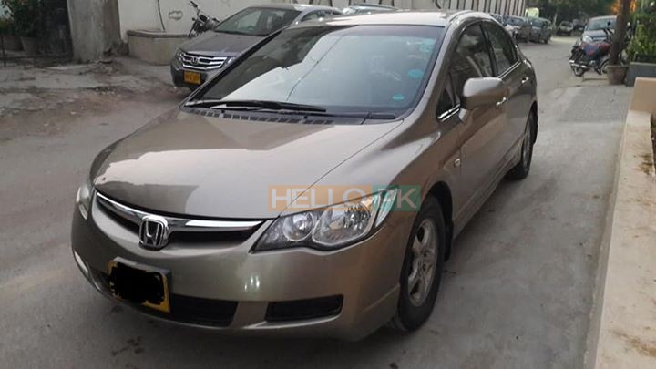 Honda Reborn Price = Rs 13,75,000/- final