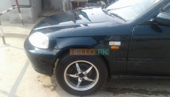 Honda Civic 1999 Rs 490,000