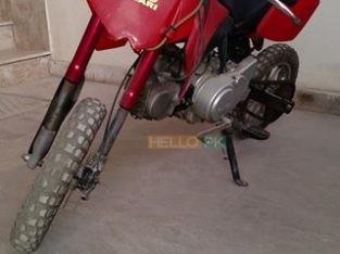 Suzuki Bike 49cc Karachi