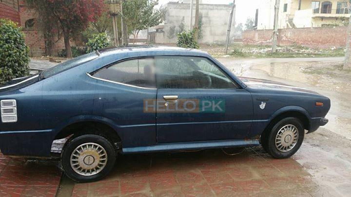 Toyota corolla 2 door coupe ke-35 Lahore