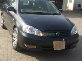 Corolla 2004 Se Saloon dublicate Automatic Karachi