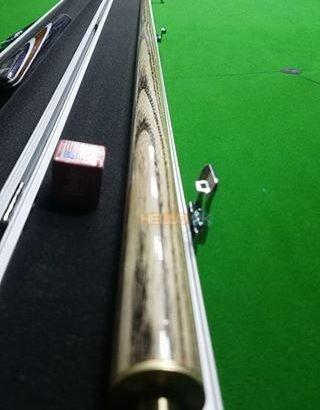 Handmade Snooker Cue (Black Snake) Lahore