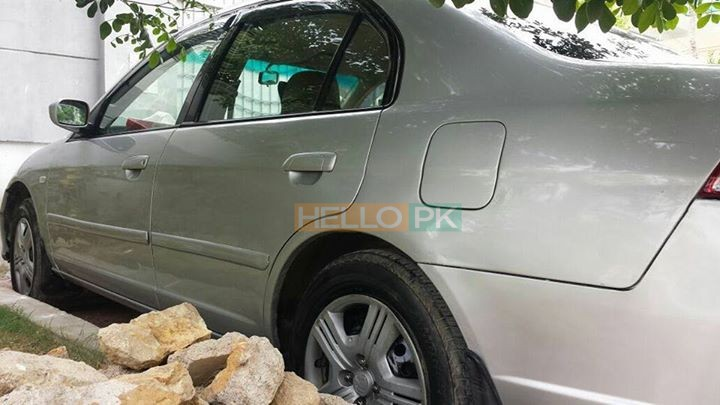 Honda Civic 2004,Karachi
