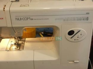Najeeb Khan Sewing machine (made in japan)