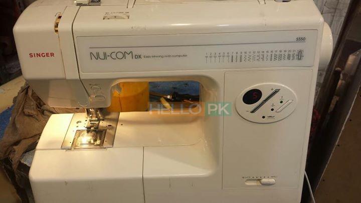 Najeeb Khan Sewing machine (made in japan)