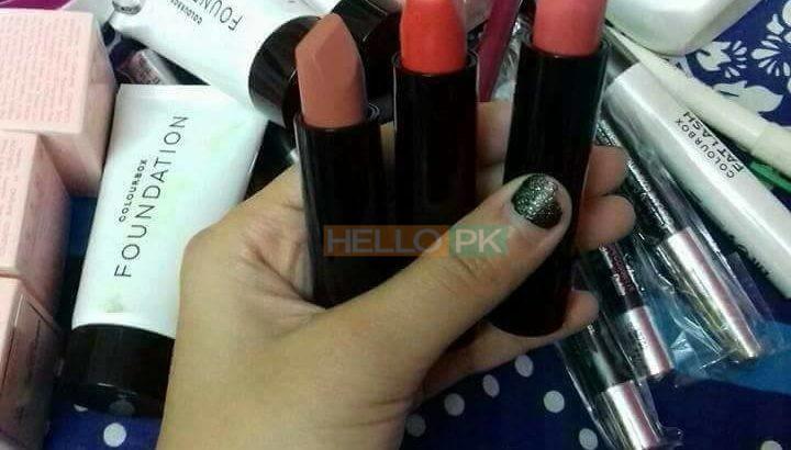 Colour box lipsticks Original