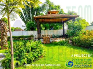 Green Team Landscaping And Pools , ISB