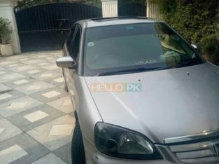 HONDA CIVIC 2001 Prosmatic Auto , LAHORE