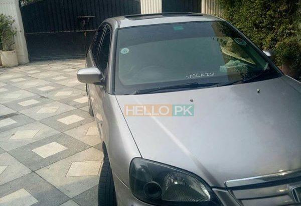 HONDA CIVIC 2001 Prosmatic Auto , LAHORE