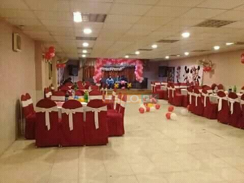Birthday party Belloon Decoration service