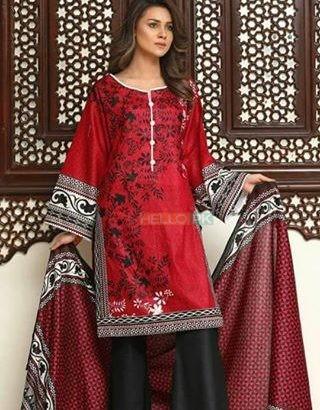 Original SAHIL Vol 3 printed lawn suit , Karachi