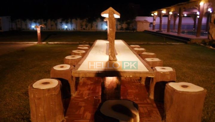 Farmhouse for picnic parties , Karachi