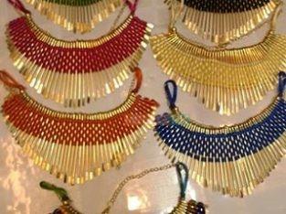 Antique Afghani kuchi Jewellery