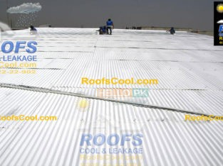 Leakage , seepage water tank , Roofs Cool