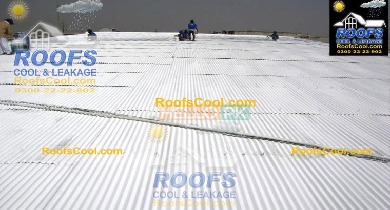 Leakage , seepage water tank , Roofs Cool