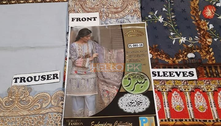 Most Finnest Printed Lawn , Prime Fabrics