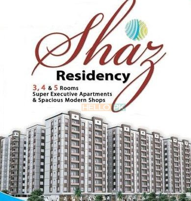 SHAZ RESIDENCY 3,4 & 5 Room App