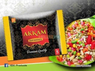 AKKAM PAN MASALA ! ! ! Retailer, wholesaler, distributor required
