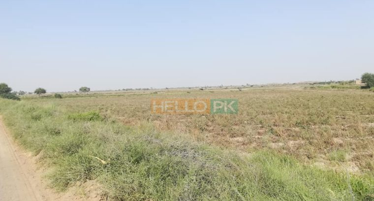 31 acres Land on national highway near Gujjo city.