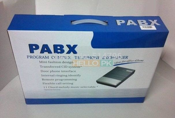CHINESE New PABX WITH 1 Year Warranty