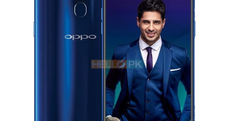 Oppo F5 special edition New box pack Full wareenty