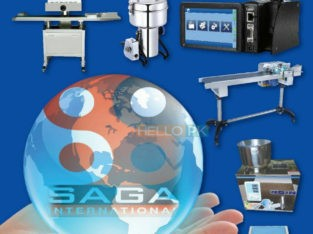 WE ARE DEALING IN PACKAGING,INKJET,PRINTING,FILLING MACHINES AND MATERIALS