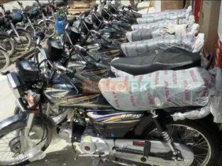 Super power bikes on very easy instalment