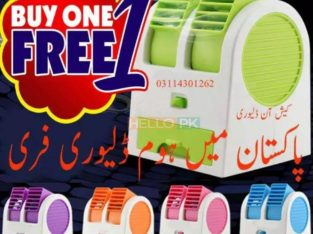 "Mini Air Conditioner""BUY ONE GET ONE FREE"" Home Delivery Free"