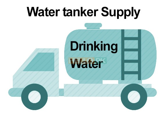 Water tanker supplier 24 hour service