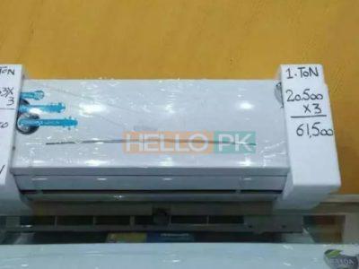 Dc Inverter AC 1.5 ton, 3 Equal instalment pr 0% Markup