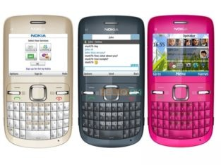 Nokia C3 Original New Mobile Box Pack.Free Home delivery All Over Pakistan