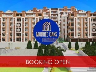 Most elegant modern residential Project.Murree Oaks Apartments,On Easy Installments