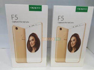 OPPO F5 Box pack in Wholesale Rate Limited offer.Delivery available all Pakistan.32GB | RAM.4GB