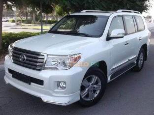 Toyota Land Cruiser V8 On very easy installment