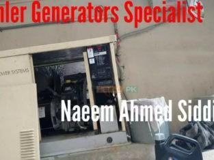 Repair Kohler Home Generators