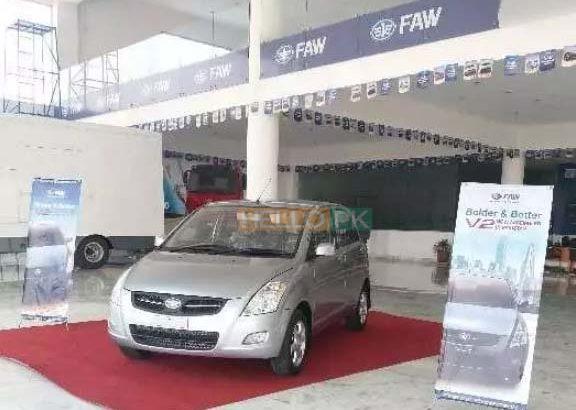 Faw V2 2018 Available Euro 4 , Vct_i