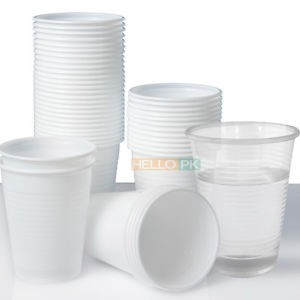 Plastic Disposable Cup and Glass Available for sale