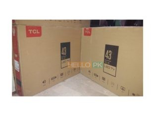 TCL 43 Full HD LED TV Rs.37,000/ Brand New Box Pack 2 Years Official Warranty .Home Delivery Available