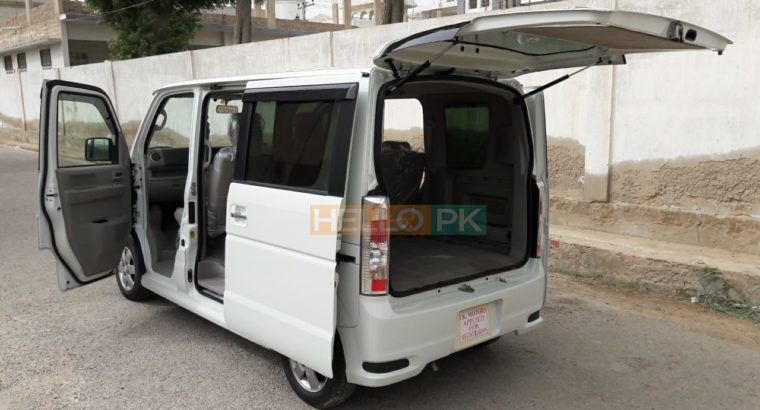 Nissan Clipper RIO(E)(Same As Suzuki EVERY-PZ)100% Genuine Interior & Exterior Body with Original Mileage