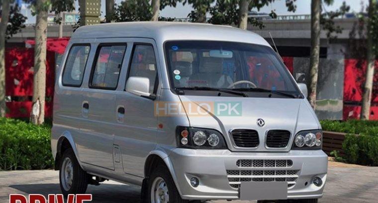 Mini Bus K07 Drive With Flair.PRINCE MOTOR MULTAN