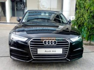 Get Audi- A6 on Rent for wedding events.Booking right now.