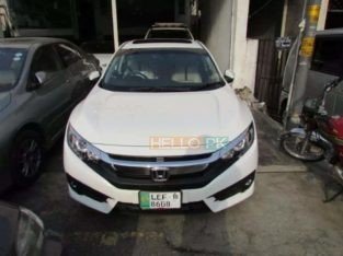Honda Civic 2018 Auto for Sale.Civic VTi Oriel 2018 Used ,1,500 km