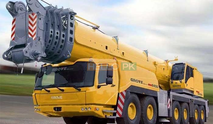 Heavy Machinery On Easy Monthly Installment Pay 20% 1 to 7 years plan.any where in sindh, karachi