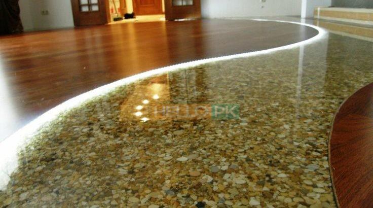 Amazin 3d flooring walls and ceiling – epoxy and non epoxy method