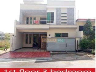 CBR TOWN Double Story Beauty full House For Sale. Size 30 X 60.Victory Group
